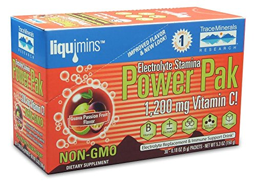 Trace Minerals Electrolyte Stamina Supplement product image