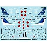 A-447 アシタのデカール 1/144 航空自衛隊 川崎 T-4 「11SQ 10周年 & 20周年記念特別塗装」