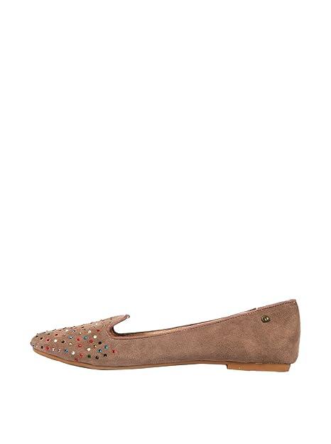 MUSTANG Strass, Slippers para Mujer, Piedra, 40 EU: Amazon.es: Zapatos y complementos