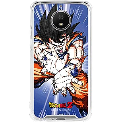 Amazon.com: Skinit Dragon Ball Z Moto G5 Plus LeNu - Carcasa ...