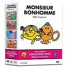 Monsieur Bonhomme: Collection 5 DVD 40ième anniversaire