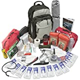 Stealth Tactical Bug-out Bag-2 Person, Emergency Urban Survival 72 hour Kit, Discrete Design for Urban Survival