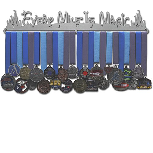 """Allied Medal Hanger - Every Mile Is Magic - 24"""" Wide"""