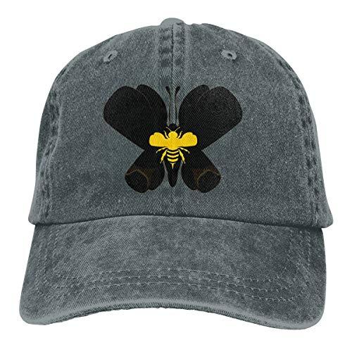 Adjustable Baseball Cap Ali Art Float Like A Butterfly Sting Like A Bee Cool Snapback Hats Deep Heather
