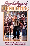 Psychology of Officiating 9780880114004