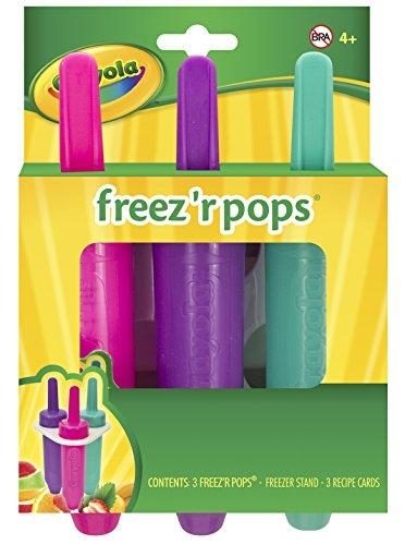 Crayola FreezR Popsicle Molds Purple