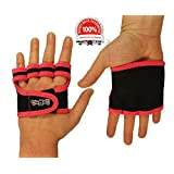 The Ninja Workout Glove, WOD, Callus Guard Workout Gloves, Weightlifting & Cross Training Workouts, Neoprene Smooth Palm, Easy On and Off, Quick Transition, Multifunctional, Pink
