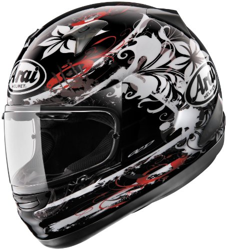 Arai Helmets 025192 Shield Cover Set for Signet-Q Helmet - Tropic Frost ()