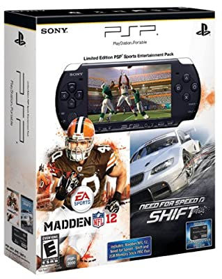 Limited Edition PSP Sports Entertainment Pack from Sony Computer Entertainment