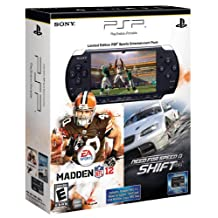 PSP Madden 12 and Need for Speed Shift Entertainment Pack - Standard Edition