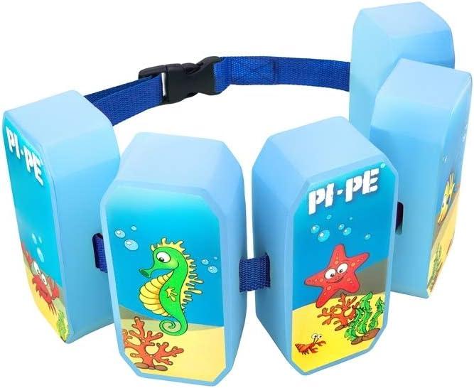 PI-PE – Cinturón flotador para niños – Flotador Ideal para ...