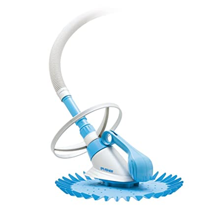 c233011e39 Amazon.com : Aquabot Splasher Automatic Suction Above-Ground and Small  In-Ground Pool Cleaner : Garden & Outdoor