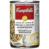 Campbell's Cream of Cremini and Shittake Mushroom Soup, 248ml