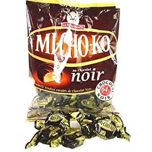 Michoko Caramel Candies From France, 100 gr 3.5 oz bag, Six