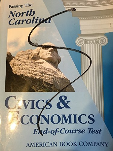 Passing the North Carolina Civics & Economics End-of-course Test
