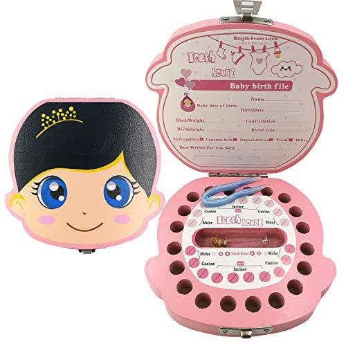 Top 10 baby teeth holder keepsake girl