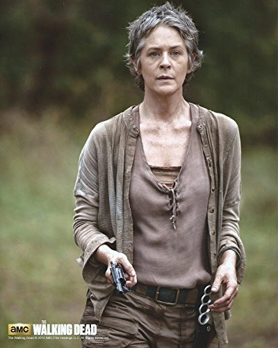 The Walking Dead Melissa McBride as Carol Peletier Officially Licensed 8x10 Photo ()