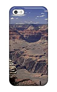 Iphone 5/5s Hard Case With Fashion Design Grand Canyon Phone Case