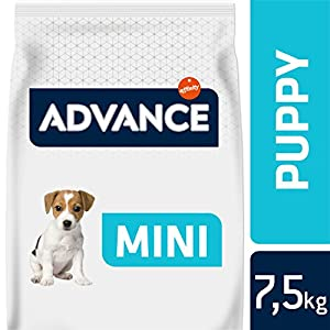 Advance Advance Pienso para Perro Mini Puppy con Pollo – 7500 gr