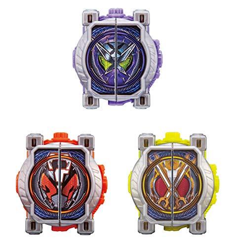 [해외]가장 ライダ?ジオウ DX 밀라 드 시계 3 종 세트 シノビミライドウォッチ 퀴즈 밀라 드 워치 キカイミライドウォッチ / Kamen Rider Jiu DX Miride Watch 3 Sets Sinobimi Ride Watch Quiz Miride Watch Kikaimi Ride Watch