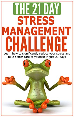 Stress Management Challenge significantly Challenges ebook product image