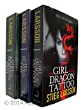 The Millennium Trilogy Collection. 3 Books. (The Girl With the Dragon Tattoo; The Girl Who Played With Fire; The Girl Who Kicked the Hornet's Nest). RRP £23.97