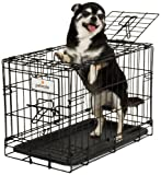 Petmate 38-Inch Training Retreats Wire Kennel for Dogs, 70 to 90-Pound For Sale