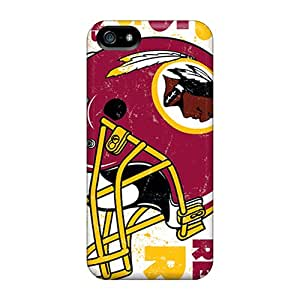 Top Quality Rugged Washington Redskins Case Cover For Iphone 5/5s