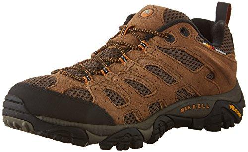 Merrell Men's Moab Ventilator Hiking Shoe,Earth,8 M US