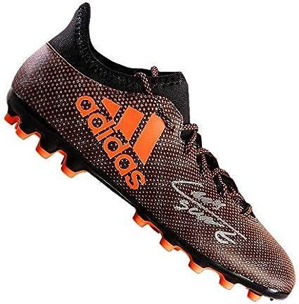 Luis Suarez Signed Football Boot Adidas