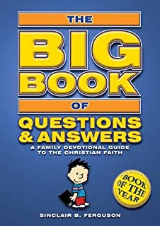 Big Book of Questions & Answers: A Family Devotional Guide to the Christian Faith (Bible Teaching) (1857922956) | Amazon Products