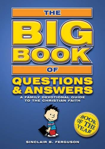 Read Online Big Book of Questions & Answers: A Family Devotional Guide to the Christian Faith (Bible Teaching) pdf epub
