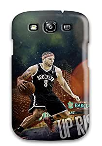 tiffany moreno's Shop New Style 1493848K814256743 brooklyn nets nba basketball (51) NBA Sports & Colleges colorful Samsung Galaxy S3 cases