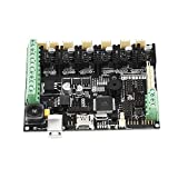 Zamtac 3D Printer Parts Controller Board Megatronics V3 Open-Source Firmware Version Integrates Marin AD597 for 3D DIY Motherboard Part - (Size: with AD597)