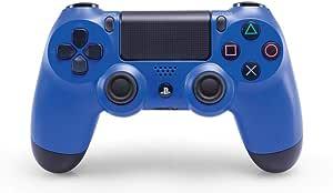 الإصدارات الرسمية من أجهزة تحكم سوني. ازرق