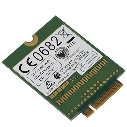 fosa Replacement Internal 100Mbps 4G LTE FDD M.2 Module Card NGFF Interface Windows/Android/ Chrome by fosa (Image #6)