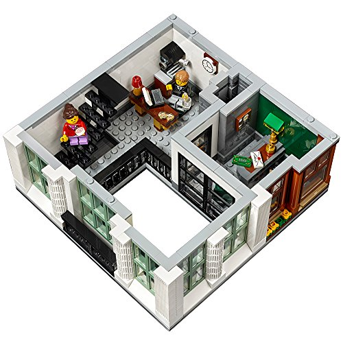 517nOpXJN7L - LEGO Creator Expert Brick Bank 10251 Construction Set