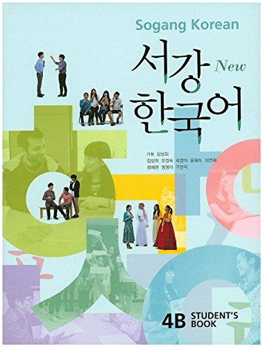 SOGANG KOREAN STUDENT BOOK 4B