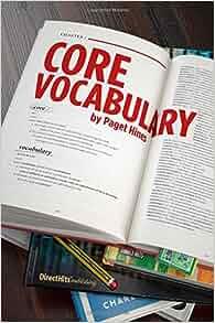 Amazon.com: Direct Hits Core Vocabulary: Vocabulary for