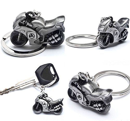 (aegarage86 3D alloy motorcycle superbike sport bike keychain for aftermarket universal)