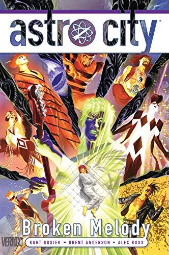 Astro City Vol. 16: Broken Melody (Astro City Life In The Big City)