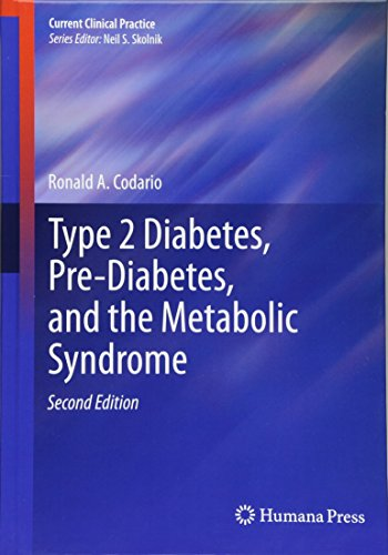 Type 2 Diabetes, Pre-Diabetes, and the Metabolic Syndrome (Current Clinical Practice)