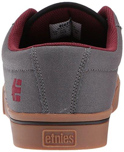 Grey Gum Etnies Red Scarpa Grigio Eco 2 Rosso Jameson Gum x10AFgq