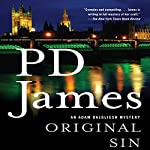 Original Sin: Adam Dalgliesh, Book 9 | P.D. James