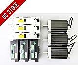3 Axis CNC Kit 13Nm Nema 34 Stepper Motor & MA860H Driver CNC Plasma Laser Lathe