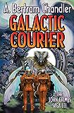 Galactic Courier (John Grimes Rim Worlds Book 3)