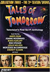 Blast off for excitement with television's first science fiction hit! The trendsetter for such shows as The Twilight Zone and Star Trek, this live weekly program features a strong roster of guest stars and gripping storylines still fascinatin...