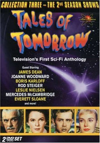 Tales of Tomorrow, Collection 3 by Image Entertainment