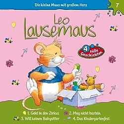 Leo Lausemaus geht in den Zirkus (Leo Lausemaus 7)
