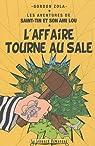 Les aventures de Saint-Tin et son ami Lou, Tome 8 : L'Affaire tourne au sale par Zola